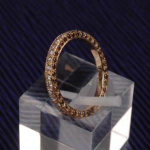 Alliance Diamants  - Création Le Caroubier Bijoutier Joaillier Tours