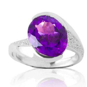 Bague Le Caroubier Amethyste Diamant JPGweb