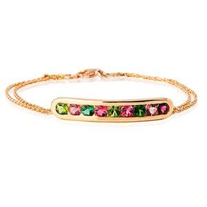 Bracelet Tourmaline Caroubier